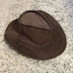 Halloween costume cowboy hat